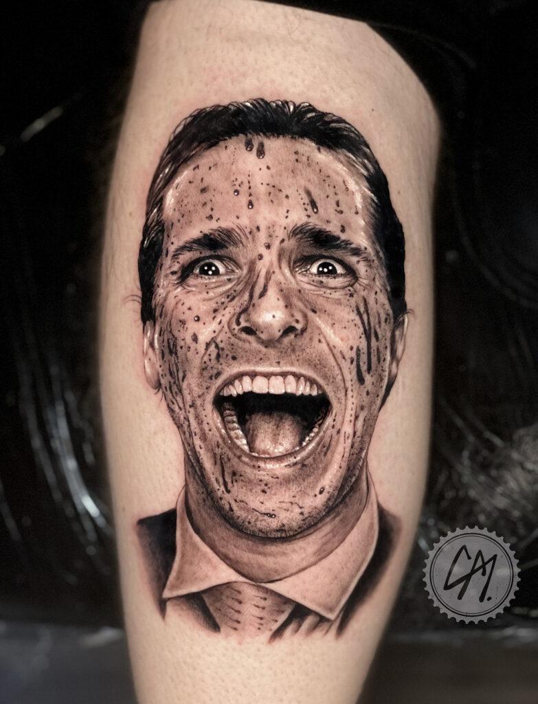 Tattoos by Craig Mackay.