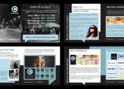 Brochure Design by Craig Mackay.