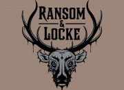 DJ logo for 'Ransom & Locke'. Medium: Digital. By Craig Mackay.