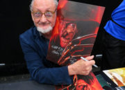 Painted portrait done for Showmasters. This was signed by Robert Englund (aka Freddy) and auctioned off. Medium: Acrylic paints on art board. By Craig Mackay.