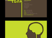 Company logo for 'The Job Tank'. Medium: Digital. By Craig Mackay.