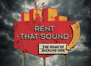 Company Logo for 'Rent That Sound'. Medium: Digital. By Craig Mackay.
