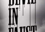 Band logo for 'The Devil In Faust'. Medium: Digital. By Craig Mackay.