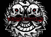 'Voodoo Johnson' T-shirt design. Medium: Pen and ink on paper and digital. By Craig Mackay.