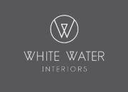 Company Logo for 'White Water Interiors'. Medium: Digital. By Craig Mackay.